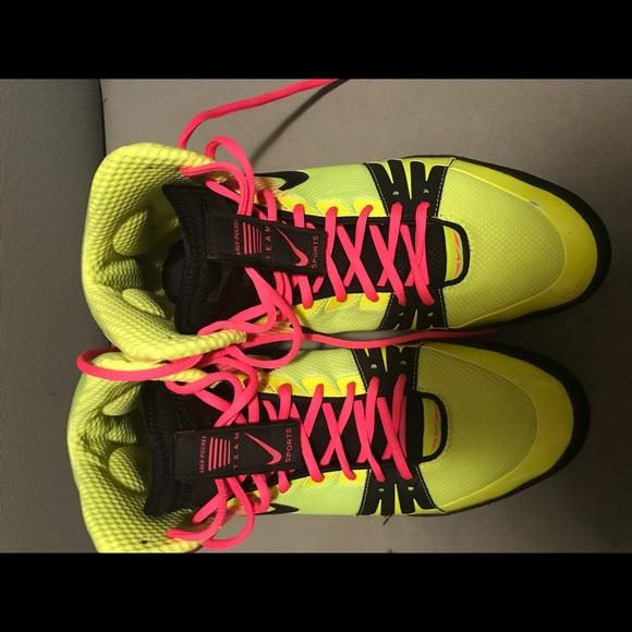 huge discount b9d08 e55ee Nike Freek Unlimited Wrestling Shoe. M 5af0d67e84b5ceef0b644f47